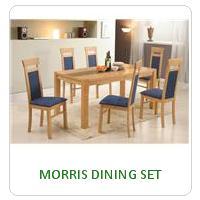 MORRIS DINING SET